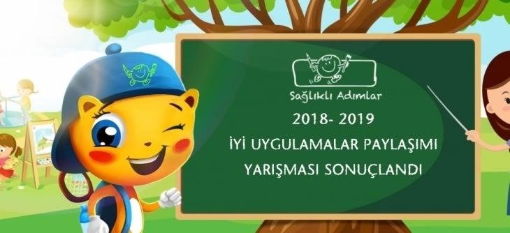 2018 - 2019 İyi Uygulamalar Paylaşımı Yarışması Sonuçlandı